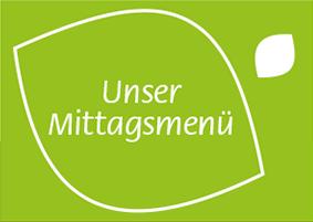 MITTAGSMENÜ – € 7,80